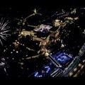Egy tűzijáték árnyékai