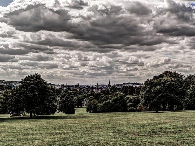Fotócsütörtök - Oxfordi fellegek