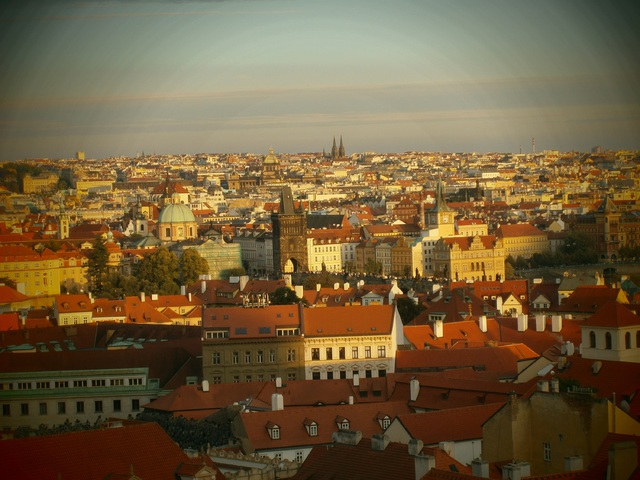 Fotócsütörtök - Prágai panoráma