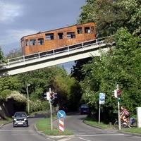 Sikló Stuttgartban