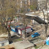 Rákóczi téri betonizé