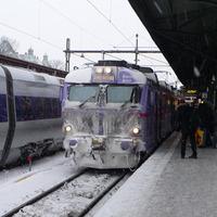Svéd hóhelyzet
