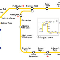 Módosul a Circle Line útvonala