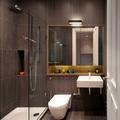 7 ötlet hogyan varázsoljuk nagyobbá fürdőszobánkat falbontás nélkül