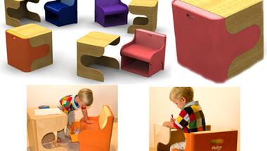 Bútorok, másképp! - Praktikus tárolás, ötletes berendezés