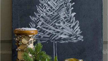 Karácsonyfa ötletek - ha nem akarsz klasszikus fát díszíteni