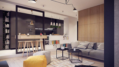 Kis lakás, rengeteg tárolóhely - 8 tuti tipp, hogy minden elférjen