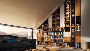Hogyan változtassuk a nappali tárolót menő design bútorrá?