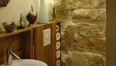 Tárolási ötletek szuperpici fürdőkbe
