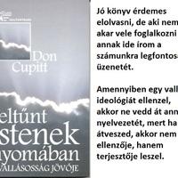 Don Cupitt: Eltűnt istenek nyomában