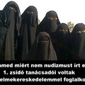 Mohamed vs. Nudizmus