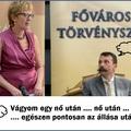 Fazekas Sándor vágyakozása Handó Tünde iránt