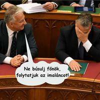 Semjén Zsoltot és a KDNP-t csak ezért tartja Orbán