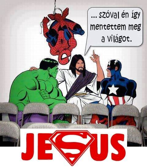 Keresztyén Humor