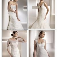 Menyasszonyi ruhák 2010 - Pronovias