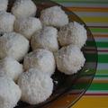 Raffaello házilag (diétás, ricottából)