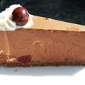 Meggyes csokoládéhab torta, avagy lúdláb torta sütés nélkül