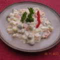 Francia saláta - anyukám főztje