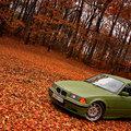 A legzöldebb BMW E36 bioetanollal