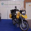 Honda CBF 600 motorkerékpár E85-tel