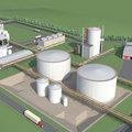 Épülő etanol gyárak - Dunaföldvár