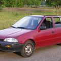 Suzuki Swift (1993) E85 tapasztalatok