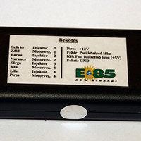 Olcsó új E85 elektronika