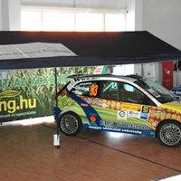 E85 versenyautó az Autosport Expón