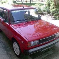 Lada E85-ös átalakítása