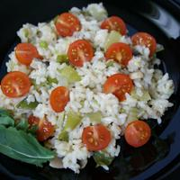 Zöldséges rizotto