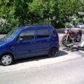 Motor-trélerezés Berlinben