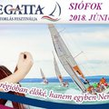 Jövő júniusban újra Nemzeti Regatta és települési fesztivál Siófokon, gazdag családi programkínálattal