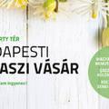 Megnyílt a Budapesti Tavaszi Vásár a Vörösmarty téren