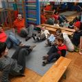 A Hörmann Hungáriától ajtó-adomány a Korai Fejlesztő Központnak
