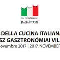 Második Olasz Gasztronómiai Világhét