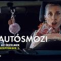 Mozizz az ÁRKÁD-ban augusztusban - újra autósmozi Magyarországon