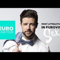 Az Eurovízió 10 legvonzóbb pasija