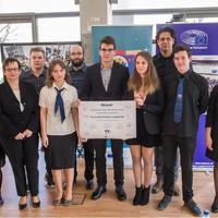 A legfiatalabb riporterek – középiskolások az EU-ról