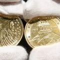 Egy két és fél eurós érme menti meg a francia-belga barátságot
