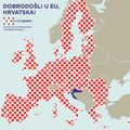 Dobrodošli u EU, Hrvatska! – Üdv az EU-ban, Horvátország!