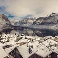 Hótaposóval Szicíliában: szokatlan és gyönyörű téli tájak Európában