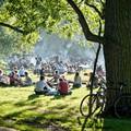 Különleges városi parkok Európában