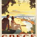 Görögország – vintage plakátokon keresztül
