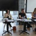 Európai írótalálkozó a 23. Budapesti Nemzetközi Könyvfesztivál íróvendégeivel