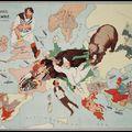 Szubjektív atlaszok Európáról