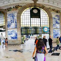 Európa legszebb vasútállomásai
