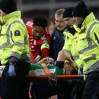 Coleman eltörte a lábát, hosszú kényszerpihenő előtt áll