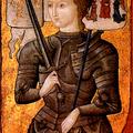 Jeanne d'Arc, az orléans-i szűz szent élete