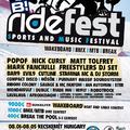 Ridefest 2012 Kecskemét