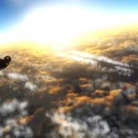 Wingsuit videójáték élőben